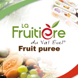 LOGO La Fruitiere puree de fruits A