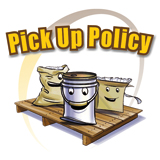 LOGO Pick Up Policy